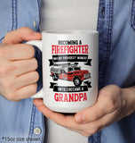 My Proudest Moment - Firefighter (Nickname) - Mug - [variant_title]