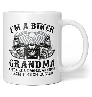 I'm a Cool Biker (Nickname) - Coffee Mug / Tea Cup