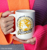 Hawaii Therapy - Mug - Coffee Mugs