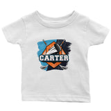 Hockey - Personalized Infant & Toddler T-Shirt
