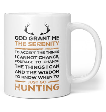 Hunting Serenity - Mug - Coffee Mugs