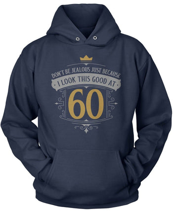 I Look This Good at (Age) - Personalized T-Shirt - T-Shirts