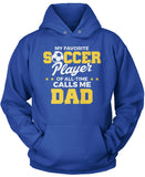 My Favorite Soccer Player Calls Me Dad