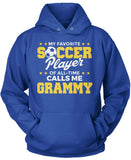 My Favorite Soccer Player Calls Me Grammy