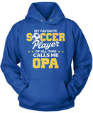 My Favorite Soccer Player Calls Me Opa