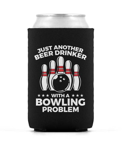 Beer Drinker with a Bowling Problem - Can Cooler