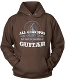 Only the Finest Grandpa's Play Guitar
