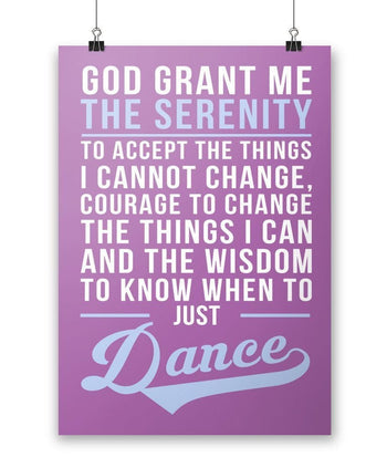 Dance Serenity - Poster - Posters