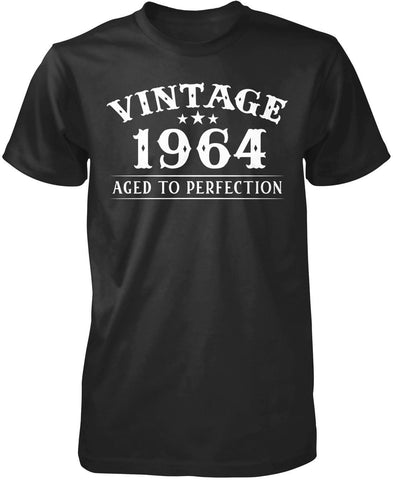 Vintage (Your Birth Year) - Custom T-Shirt