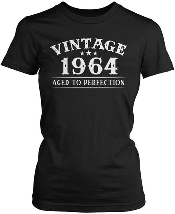 Vintage (Your Birth Year) - Custom Women's Fit T-Shirt