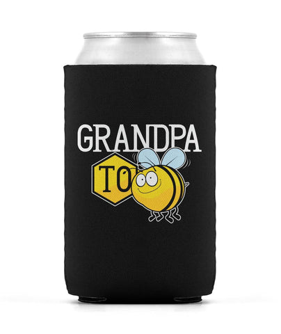 Grandpa to Bee - Can Cooler