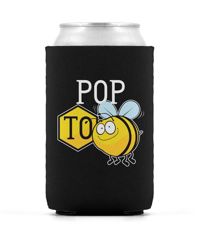 Pop to Bee - Can Cooler