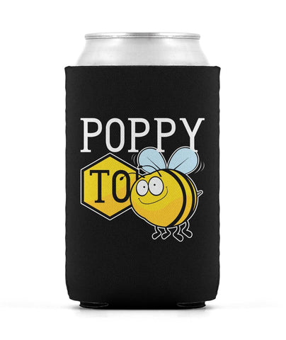 Poppy to Bee - Can Cooler