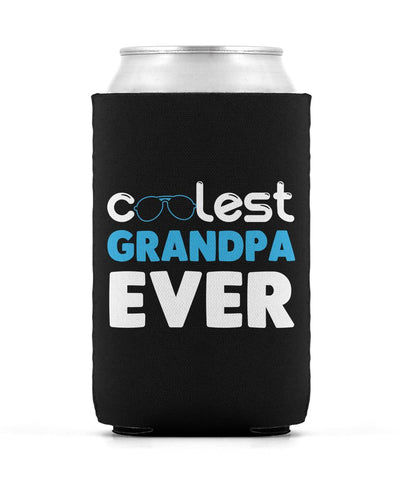 Coolest Grandpa Ever - Can Cooler