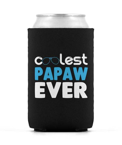 Coolest Papaw Ever - Can Cooler
