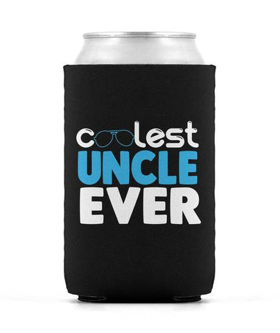 Coolest Uncle Ever - Can Cooler
