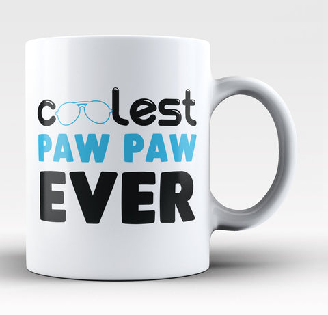 Coolest Paw Paw Ever Coffee Mug