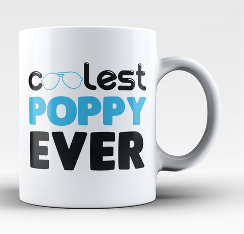 Coolest Poppy Ever Coffee Mug