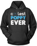 Coolest Poppy Ever Pullover Hoodie Sweatshirt