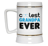 Coolest Grandpa Ever - Beer Stein