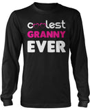 Coolest Gramps Ever Long Sleeve T-Shirt
