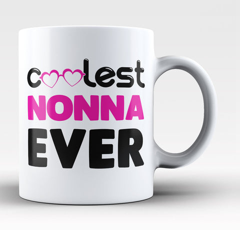 Coolest Nonna Ever Coffee Mug