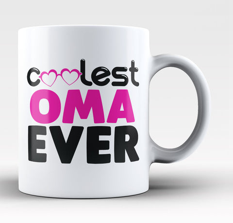Coolest Oma Ever Coffee Mug