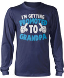I'm Getting Promoted to Grandpa
