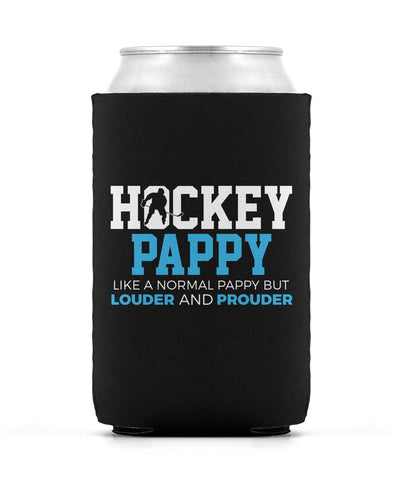 Loud and Proud Hockey Pappy - Can Cooler