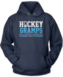 Loud and Proud Hockey Gramps