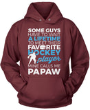 Favorite Hockey Player - Mine Calls Me Papaw