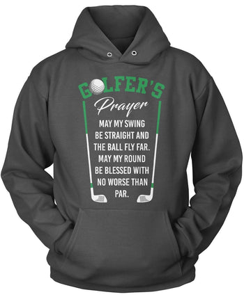 A Golfer's Prayer - T-Shirts
