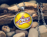 Love Softball - Pendant Necklace - [variant_title]