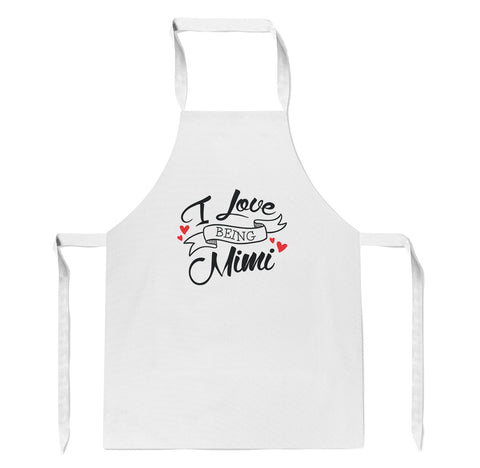 I Love Being Mimi - Apron