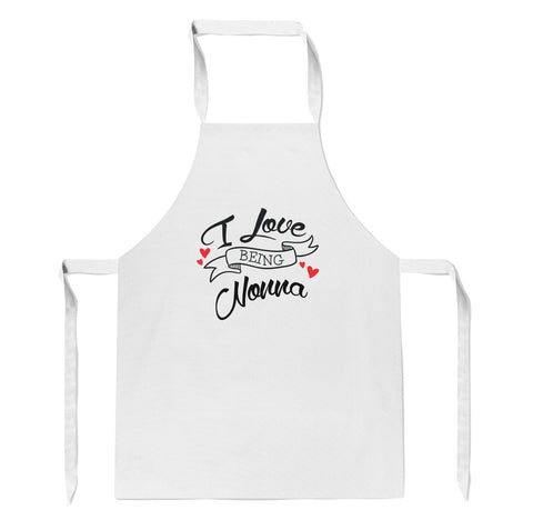 I Love Being Nonna - Apron