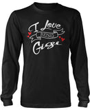 I Love Being Gigi Long Sleeve T-Shirt