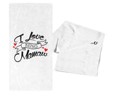 I Love Being Mamaw - Gym / Kitchen Towel