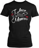 I Love Being Mamaw Women's Fit T-Shirt