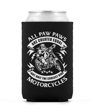 Only the Coolest Paw Paws Ride Motorcycles - Can Cooler