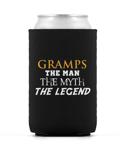 Gramps The Man Myth Legend - Can Cooler