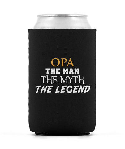 Opa The Man Myth Legend - Can Cooler
