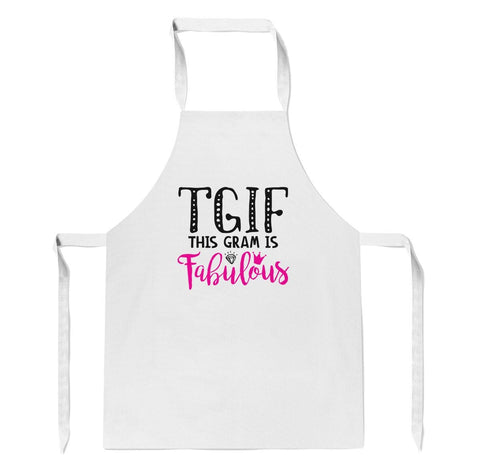 This Gram Is Fabulous - Apron