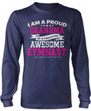 Proud Grandma of An Awesome Gymnast