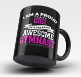 Proud Gigi of An Awesome Gymnast - Mug