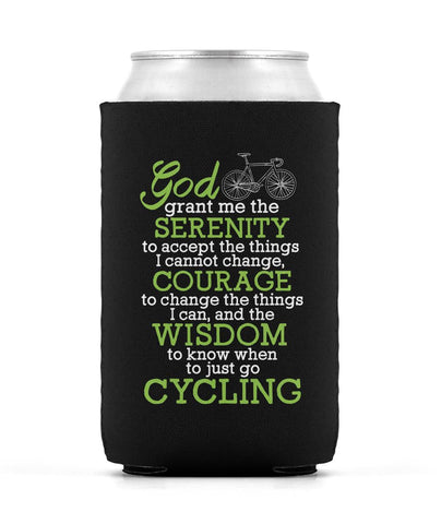 Cycling Serenity - Can Cooler