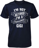 I'm Not Retired I'm a Professional Gigi