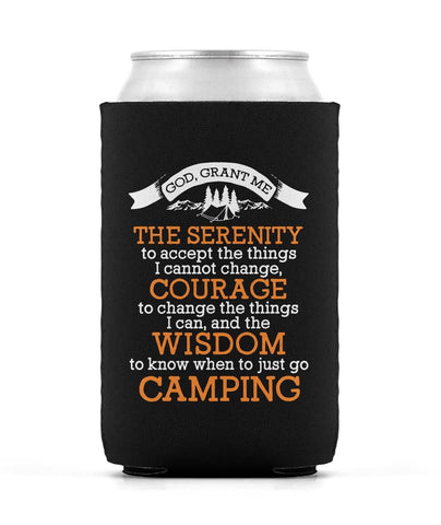 Camping Serenity - Can Cooler