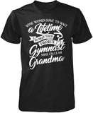 Favorite Gymnast - Mine Calls Me Grandma T-Shirt