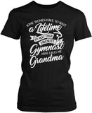 Favorite Gymnast - Mine Calls Me Grandma Women's Fit T-Shirt