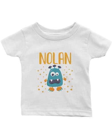 Little Monster - Personalized Infant & Toddler T-Shirt